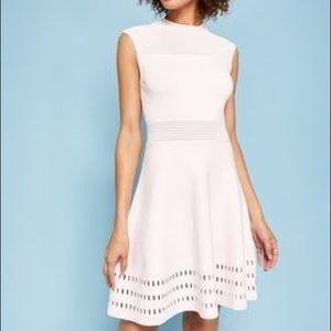 Ted Baker Aubrey knit skater dress-size 6-NWT